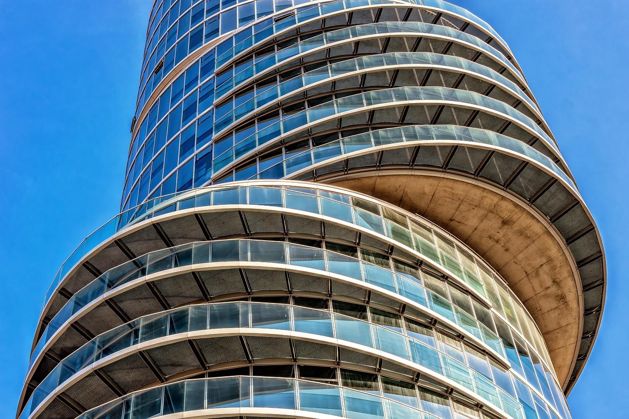 בניין של משרדים