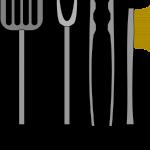 סט כלים לגריל