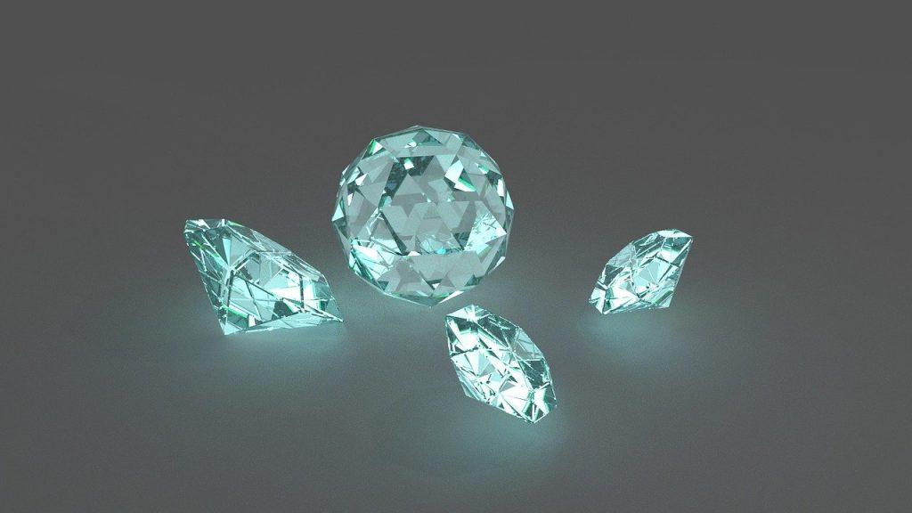 יהלומים גדולים