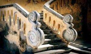 חדר מדרגות ראשית